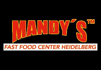 Logo Mandys Fast Food Center